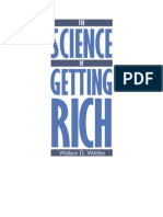 Wallace Wattles - The Science of Getting Rich (READ - Law of Attraction Foundation)