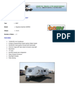 24' Travel Trailer With 1 Slide-out
