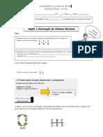 Roteiro Multiplicação racionais