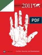 The World Development Report 2011
