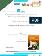 Objetos de Aprendizaje - RLopez