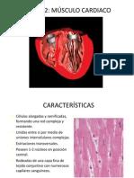 Tema 12. Tejido cardiaco (2010)