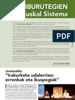 Euskal Liburutegien Sistemaren 2010eko Buletina