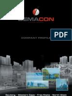 DEMACON Company Profile 2009