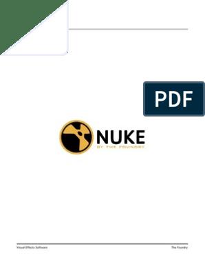 Nuke 6   Software   Computing