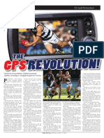 Inside Football - GPS Revolution