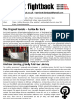 FF Newsletter May 2011