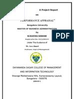 Performance Appraisel 1