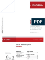 34135756 Eloqua Social Media Playbook