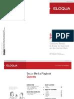 34135756 Eloqua Social Media Playbook