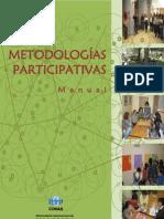 Manual Metodologias Participativas