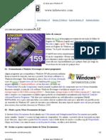 10 Dicas Para Windows XP