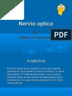 Nervio optico