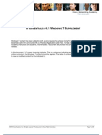 Cisco Windows 7 Supplement