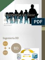Ingeniería de Base de Datos (BDD2)