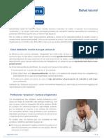 Salud Laboral-Prevencion Burnout-Higienistas Vitis