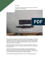 Review/Avaliação Canivete Rescue Guepardo