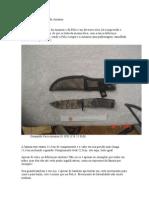 Review/Avaliação Da Faca Guepardo Amazon