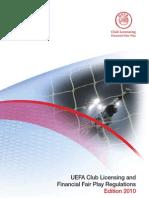 Uefa FFP regulations