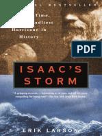 Isaac's Storm (Excerpt)