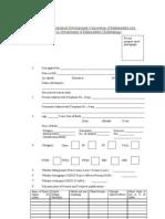 Application Form1 Dec 2010