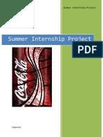 Summer Internship Project-Final Draft