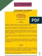 Formacion en Periodismo y Literatura Danilo Sanchez Lihon.