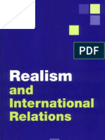 Jack Donnelly - Realism and International Relations