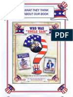 Who Was Uncle Sam Book Reviews