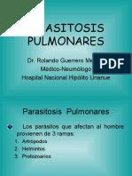 03 PARASITOSIS  PULMONARES