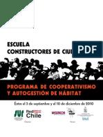 Programa Constructores de Ciudad