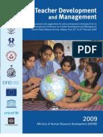 DFID Teacher Development
