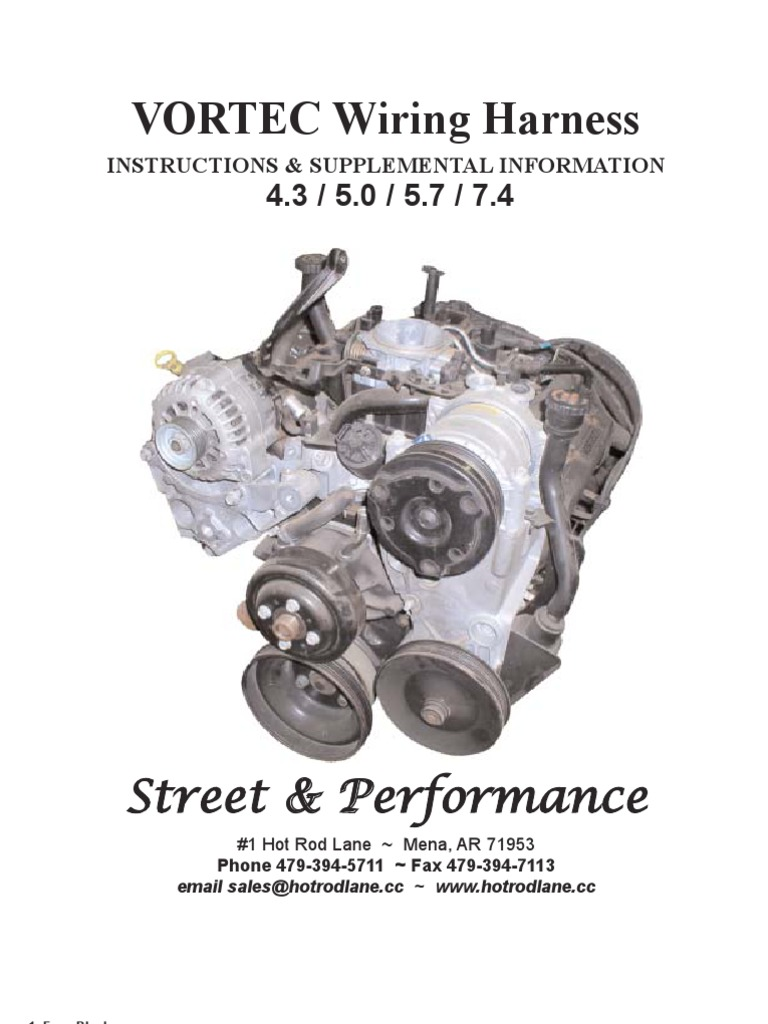 Ac Delco 16229684 Ecu Vortec | Fuel Injection | Throttle