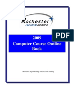 Computer Course Descriptions 2009
