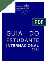 Guia Do Estudante Internacional 2011