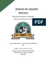 Informe VPN