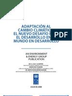Adaptation Al Cambio Climatico Del PNUD_final_sp