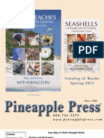 Pineapple Press Summer 2011 Catalog