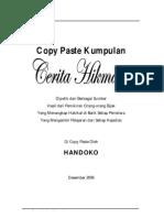 Copy Paste Cerita Hikmah