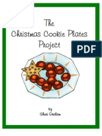 Christmas Cookie Plates - eBook