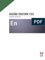 Adobe Encore CS3