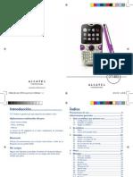 OT-802 - User Manual - Spanish