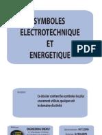 Symboles Electro-mécanique énergetique