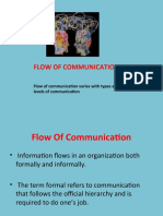 26196238 Flow of Communication