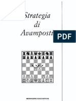 (Esteban Canal) Strategia Di Avamposti