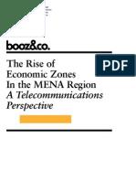 Booz Allen Hamilton 2008 Rise of SEZ MENA