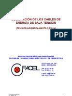 Designacion Cables