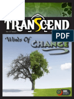 Winds of Change - Volume 2 Issue 1