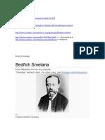 Smetana Vltava