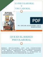 CONFERENCIA RIESGO PSICOSOCIAL